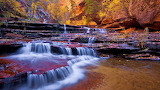 #Step Water Fall Scenery