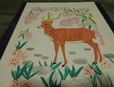 For Nora11 deer drawing by dankenstyne