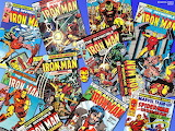 Iron Man Comics Jigsaw