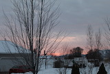 Sunset in Wellsville by Mandy Ann Denison
