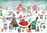Marie Desbons Christmas