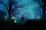 Blue Date on Copp's Hill Terrace (Photo by Matt Conti)
