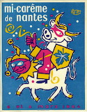 Nantes carnaval 1964_©Archives de Nantes