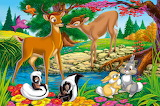 Walt disney animal bambil characters 3