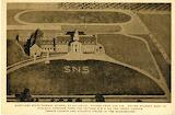 Postcard of Salisbury Normal School, circa 1930