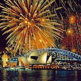 Fireworks Over Sydney