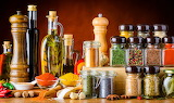 Spices, Oil and Vinegar