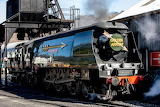 "Locomotive ""City Of Wells"""