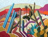 Eze exotic garden, Poul Webb
