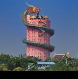 Templo del Dragón-Tailandia
