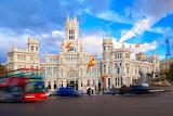 Plaza de Cibeles - Spain