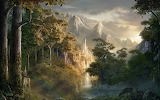 Sarel Theron Fantasy Art