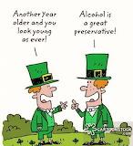 St. Patrick's Day Cartoon 3jp