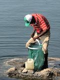 Cartagena Fisherman