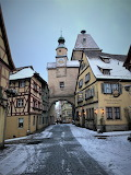 Germany - Rothenburg, old town