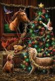 Barnyard Christmas