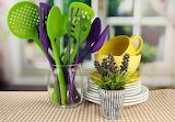 ^ Cooking utensils