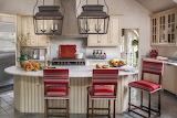 French-style kitchen