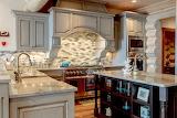^ Kitchen, Goldenbear Ranch, Whitefish, Montana
