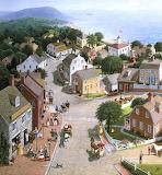 Small town USA - Charlotte Joan Sternberg