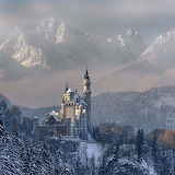 Places - Neuschwanstein Castle - Germany