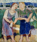 Tyko Sallinen: The Washerwomen (1911)