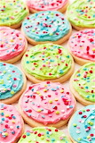 #Frosted Sugar Cookies