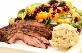 #Grilled Steak Entree