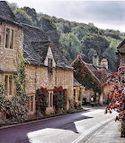Castle Combe England UK Britain