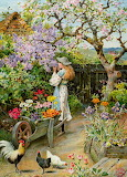 Spring Blossoms, William Stephen Coleman