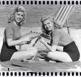 1940's Hollywood Models