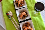 Ceps amb Cloïsses - Ceps with clams
