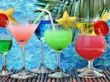 Kolorowe drinki 1