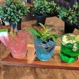 Fruity summer cocktails