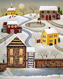 Winter Mill - Mary Charles