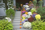 ^ Decorated stairs