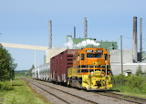 Diesel Locomotive Train #2007