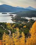 Dillon Reservoir Frisco, Colorado