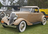 Ford Roadster 1934