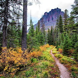 Autumn in Glacier Park