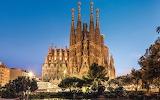 Sagrada Familia, unfinished Roman Catholic basilica in Barcelona
