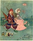 """Fairy Tales"" enchentedbooklet.com ""Folk Tales of Flanders"" ""Aut"