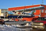 Katmai Air DHC-2 Beaver at Lake Hood Anchorage Alaska