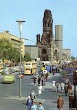 Berlin charlottenburg kurfürstendamm und gedächtniskirche