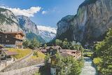 Swiss Alpine Village 2