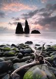 Black Rocks. Flores Island Azores by Jorge Feteira
