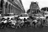 Les tabliers de la rue de Rivoli, 1978 © Robert Doisneau