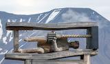 Svalbard Miners Memorial
