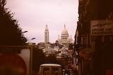 Europe - France - Paris - Sacre Couer01