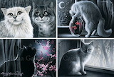 Irina Garmashova 'Mixed Cat Miniatures'
